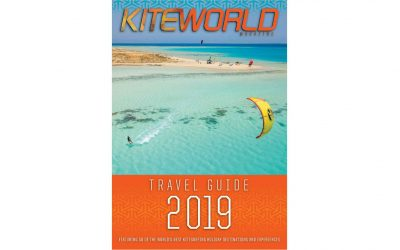 KITE WORLD MAGAZINE FEATURES THE KITE VOYAGE