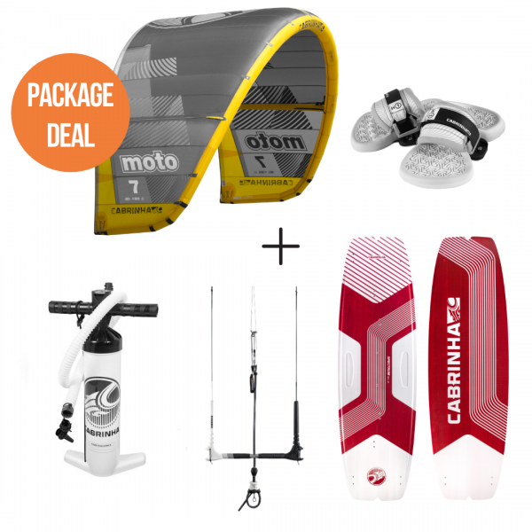 Moto Cabrinha Package Deal, Sale