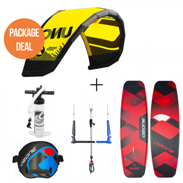 Ozone Uno Package Deal