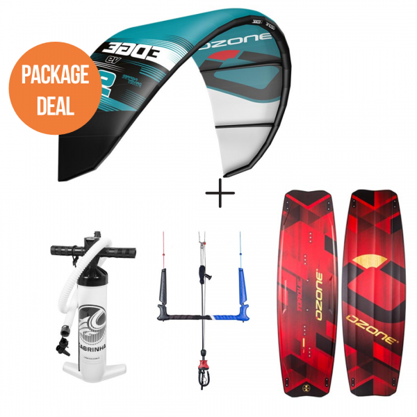 Ozone Edge Package Deal