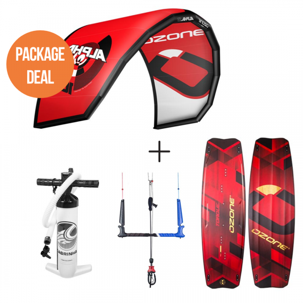 Ozone Alpha Package Deal