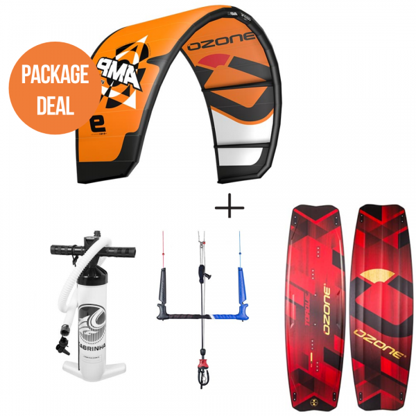 Ozone AMP Package Deal
