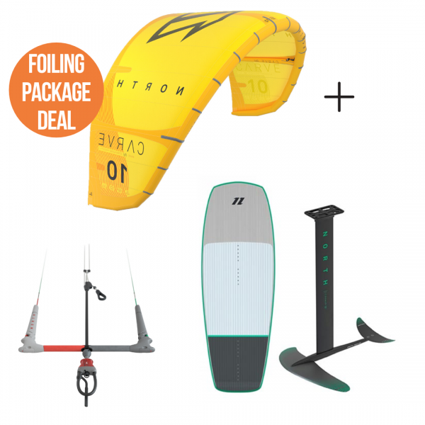 North Carve and Foil Package Deal
