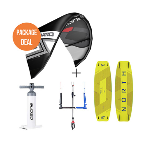 USED OZONE CATALYST V2 11M PACKAGE DEAL